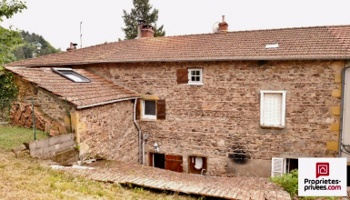 Maison de village 147 m2  -Ecoche