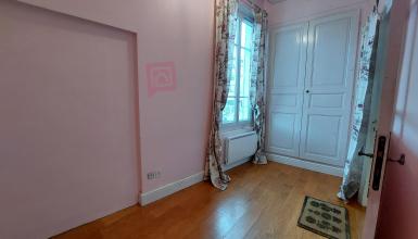 Appartement 2/3 pièces proche place Gaillard