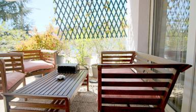 Appartement - 4 piece(s) - 82.78 m2 - Terrasse 50 m2