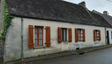 72440 - St Michel de Chavaignes , maison 4 pièces