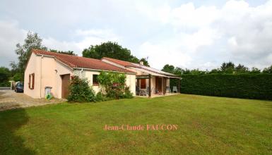 Maison 4 chambres + garage + photovoltaique