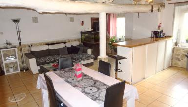 Appartement dans une maison de village