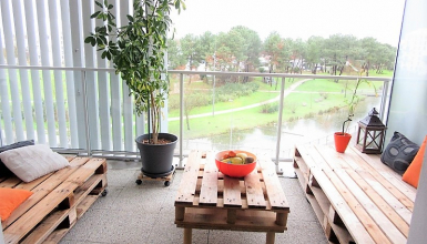 Appartement Bordeaux vue exceptionnelle 4 pièce(s) 80,44 m2