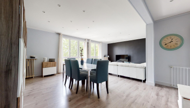 Clamart 5P - 3 chambres -79 m2